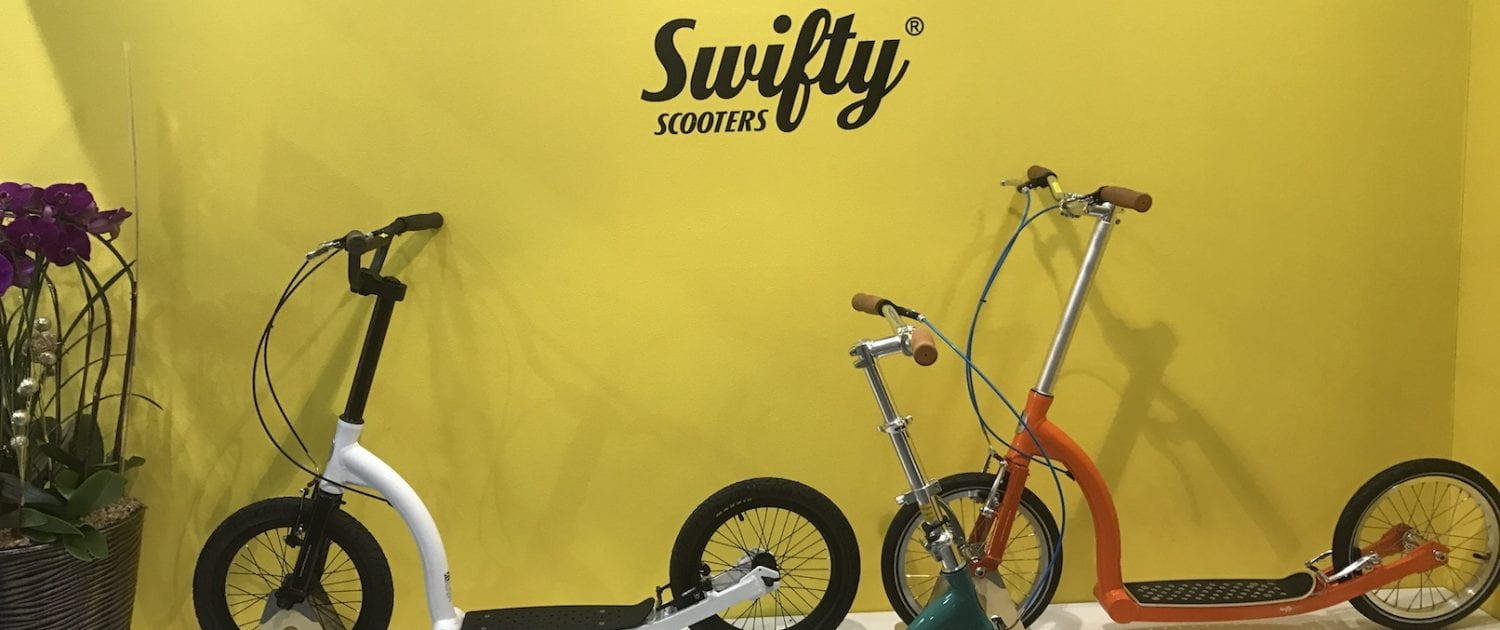 Boxbike Taipei Cycle Show 2017 Swifty Scooter