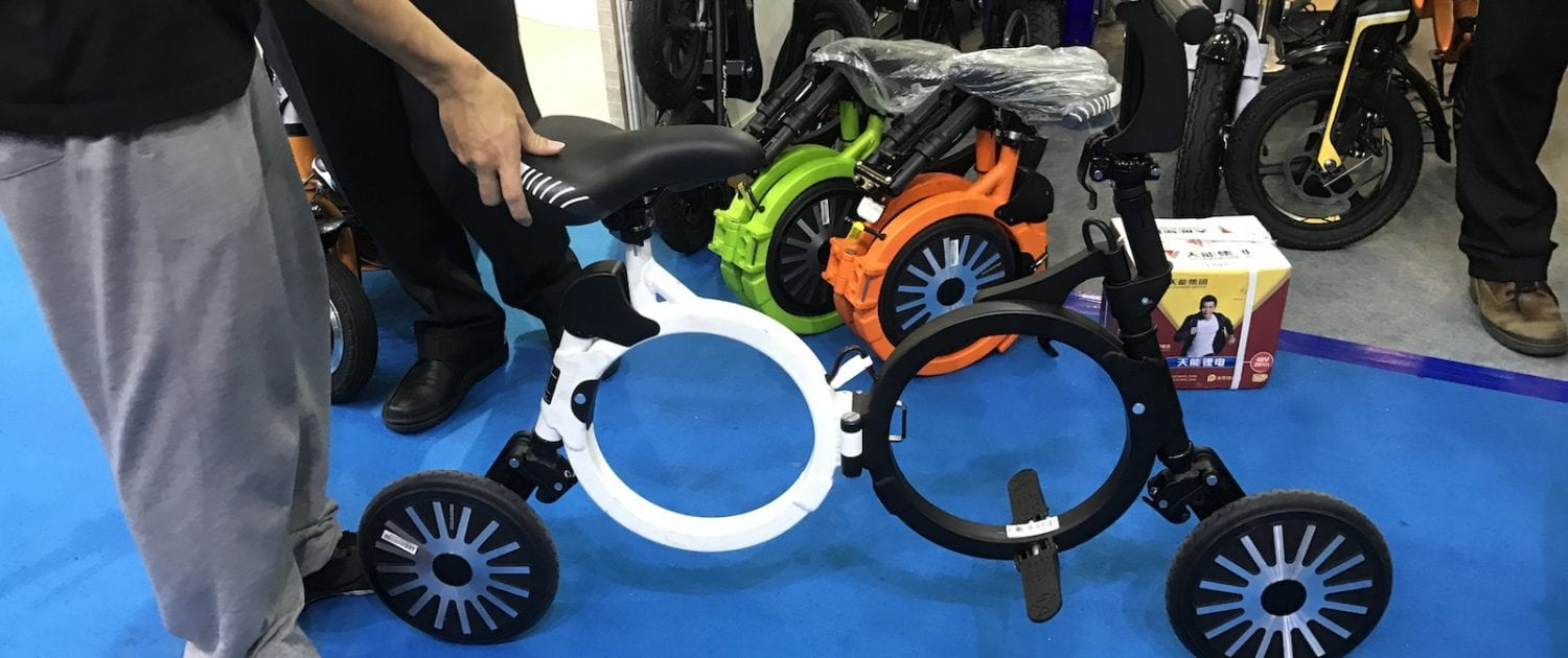 Boxbike Taipei Cycle Show 2017