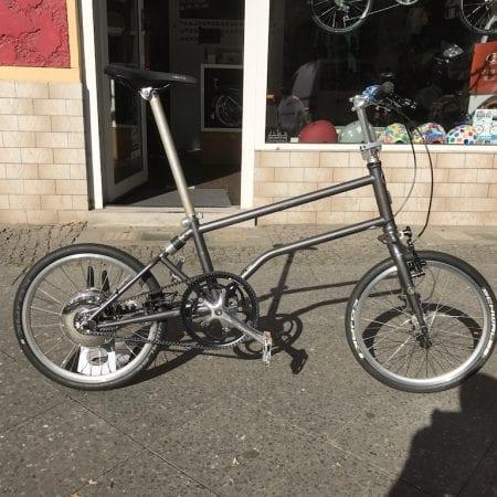 Vello Bike+ Prototype
