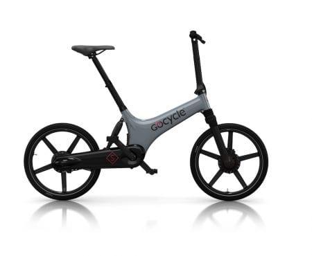 Gocycle GS Grau