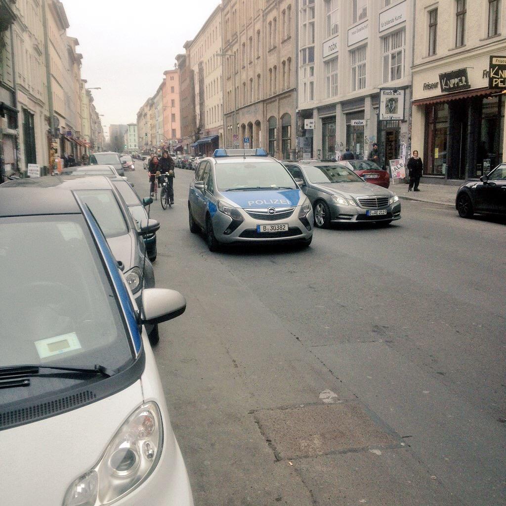 Falschparkerpolizei