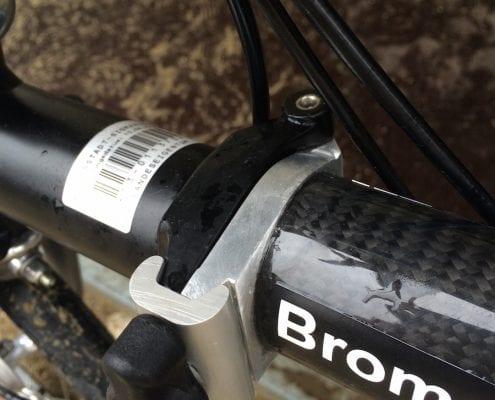 Brompton Ultra Rahmen (Carbon)