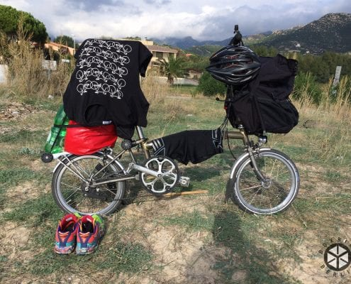 Brompton Tour Italien