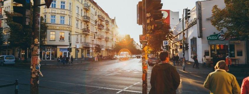 Mobilitätsalternativen in Berlin - Faltrad, Carsharing, Bikesharing, Rollersharing