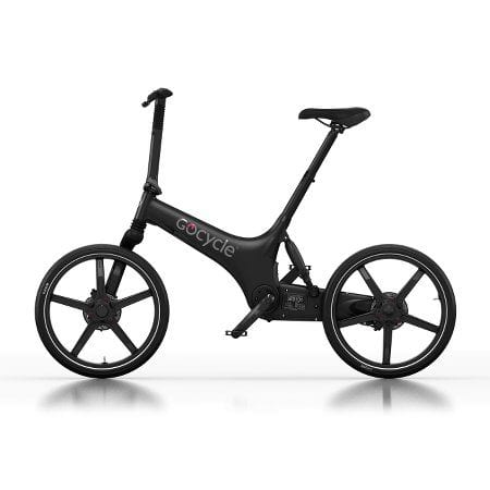Gocycle G3 electric folding bike