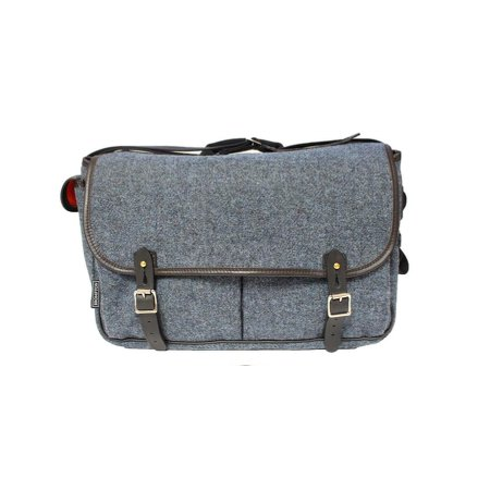 Brompton Game Bag Harry Tweed