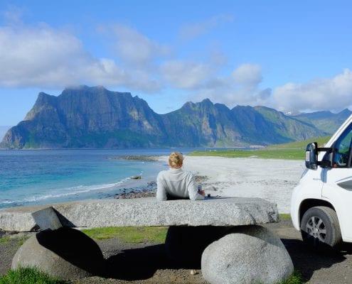 BOXBIKE Brompton Tour durch Skandinavien - Lofoten