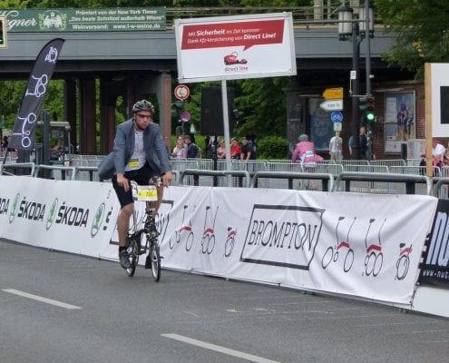Brompton World Championship Berlin 2016