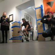 Die After Show Party der Fahrradschau 2016 in Berlin