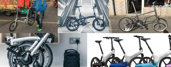 E-Bikes zum Falten - Überblick von BOXBIKE Faltrad Shop Berlin