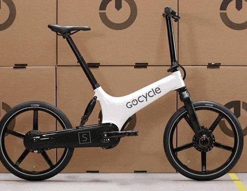 Gocycle G3 Test / GS
