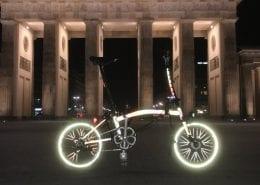 Boxbike X Happareal Custom Made Reflective Brompton