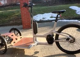 HNF CD1 Cargo Bike