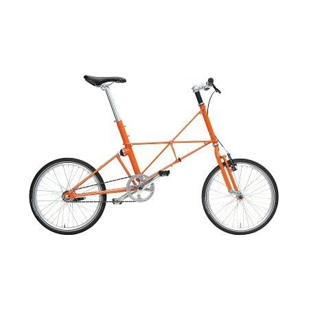 Moulton TSR 2 Faltrad in Orange