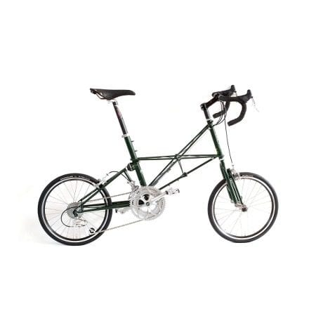Moulton TSR 30 in Racing Green