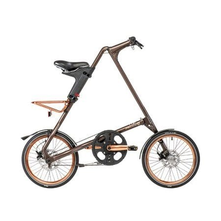 Strida Evo Copper Edition