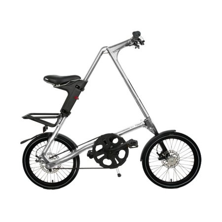 Strida SX Silver