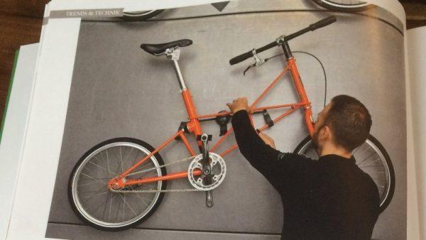 Fahrradbeilage Tagesspiegel Falträder