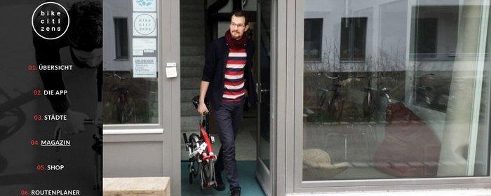 Brompton im Alltagstest der Bike Citizens