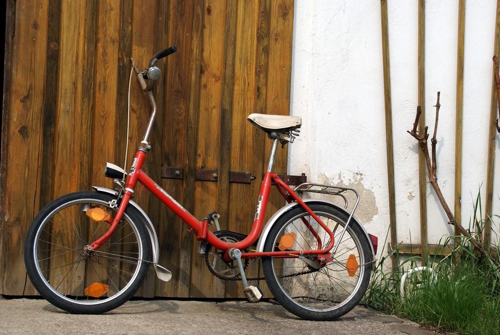 Redbike von Michael Pollak, CC BY 2.0