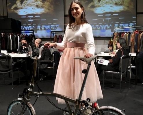 Folding Bikes auf der Fashion Messe Panorama Berlin