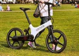 Gocycle G3 und GS im Vergleich