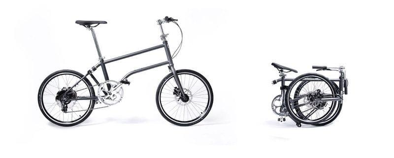 Vello Bike+ faltbares Ebike